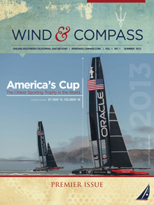 Wind & Compass Los Angeles - Nautical Websites the maritime portal