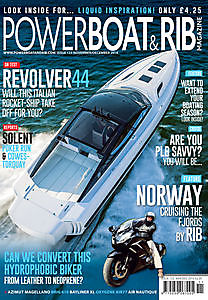 Powerboat & RIB Magazine Exeter - Nautical Websites the maritime portal