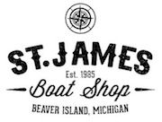 St. James Boat Shop Beaver Island - Nautical Websites the maritime portal