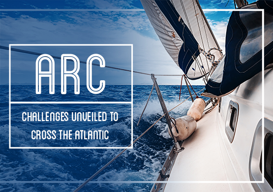 Participating the Atlantic Rally for Cruisers ARC - Nauticfan the maritime portal